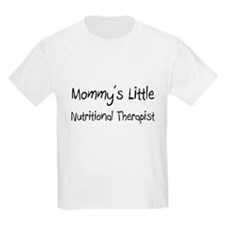 Mommy's Little Nutritional Therapist T-Shirt