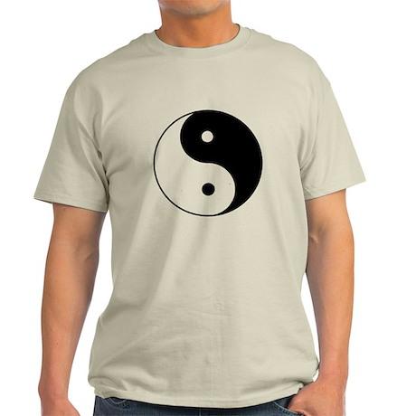 Ying Yang Light T-Shirt