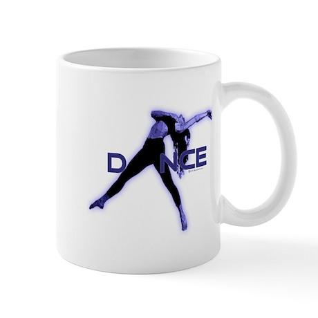 Blue Dancer Mug
