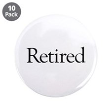 """Retired 3.5"""" Button (10 pack)"""