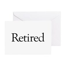 Retired Greeting Cards (Pk of 20)