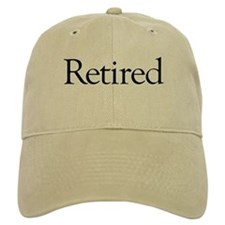 Retired Cap