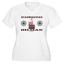Scandinavian Oilman T-Shirt