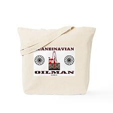 Scandinavian Oilman Tote Bag
