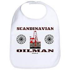 Scandinavian Oilman Bib