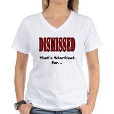 Dismissed, Get Out Shirt