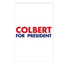 Colbert for President Postcards (Package of 8)