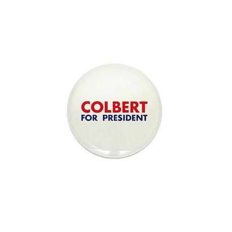 Colbert for President Mini Button