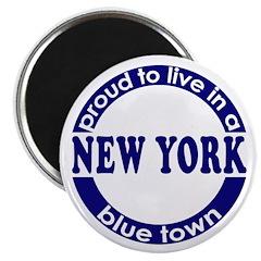 New York: Blue Town 2.25