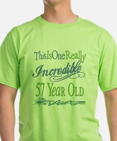 Incredible 57th T-Shirt