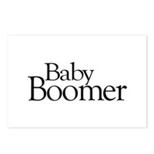 Baby Boomer Postcards (Package of 8)