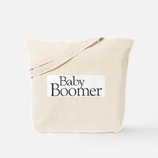 Baby Boomer Tote Bag
