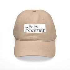 Baby Boomer Baseball Cap