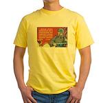 Soviet Army Yellow T-Shirt