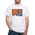 Soviet Army White T-Shirt