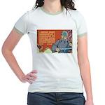 Soviet Army Jr. Ringer T-Shirt