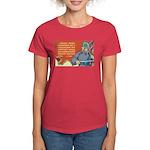 Soviet Army Women's Dark T-Shirt