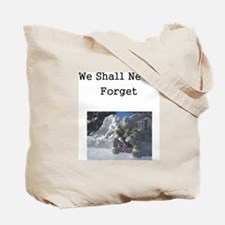 Never Forget April 19 Tote Bag