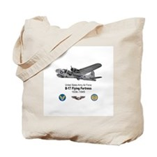 B-17 Flying Fortress T-shirts Tote Bag