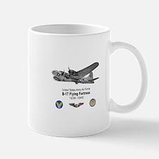 B-17 Flying Fortress T-shirts Mug