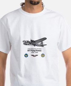 B-17 Flying Fortress T-shirts Shirt