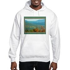 Adirondack Mountains Hoodie Sweatshirt