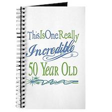 Incredible 50th Journal