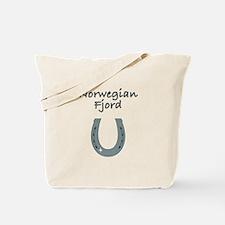 Norwegian Fjord Tote Bag