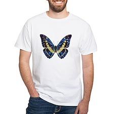 Cypritis Morpho Butterfly Shirt