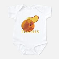 Velvety Peaches Infant Bodysuit