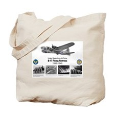 B-17 Commemorative Tote Bag