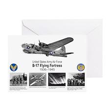B-17 Commemorative Greeting Cards (Pk of 20)