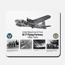 B-17 Commemorative Mousepad