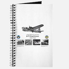 B-17 Commemorative Journal