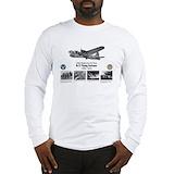 Memphis belle Long Sleeve T-shirts