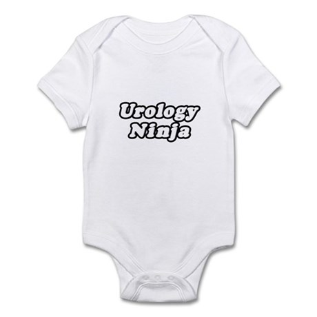 """Urology Ninja"" Infant Bodysuit"