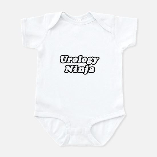 """Urology Ninja"" Infant Bodysuit"