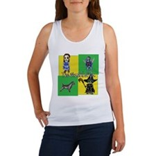 Dorothy & Wicked Witch of Oz Women's Tank Top