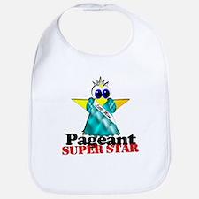Pageant Super Star Bib