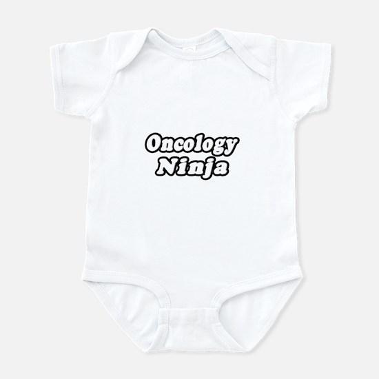 """Oncology Ninja"" Infant Bodysuit"