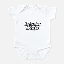 """Engineering Ninja"" Infant Bodysuit"