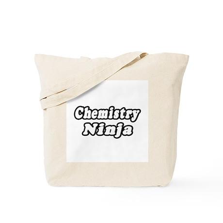 """""""Chemistry Ninja"""" Tote Bag"""