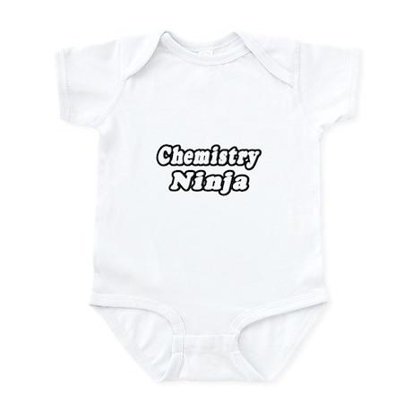 """Chemistry Ninja"" Infant Bodysuit"