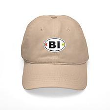 Block Island Oval Baseball Cap