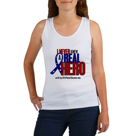 Never Knew A Hero 2 Military (Girlfriend) Women's