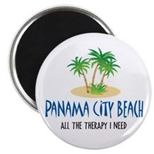 Panama City Beach Therapy - Magnet