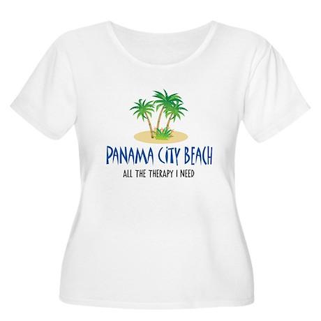 Panama City Beach Therapy - Women's Plus Size Scoo