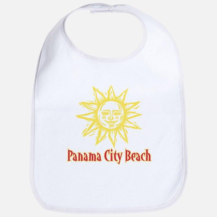 Panama City Beach Sun - Bib