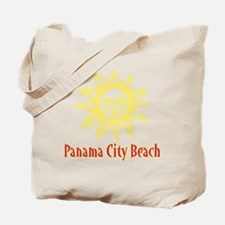 Panama City Beach Sun - Tote Bag