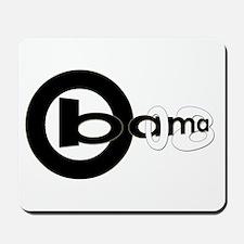 Obama 08 [revised] Mousepad